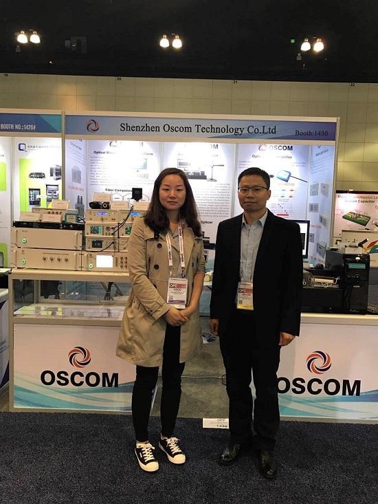 【OFC2017】讯泉科技:多元化发展  进军激光能量器件及传感领域