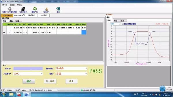 深圳光泰通信加入光纤在线会员:专注光器件自动化测试系统解决方案