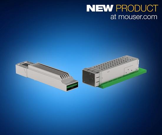 TE Connectivity 推出 microQSFP互连解决方案