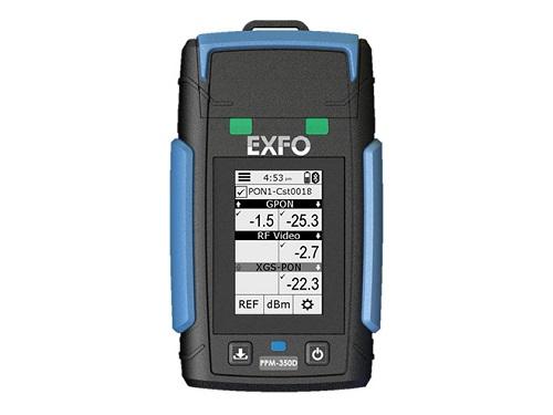 EXFO发布新款PON类型感知功率计解决测试难题