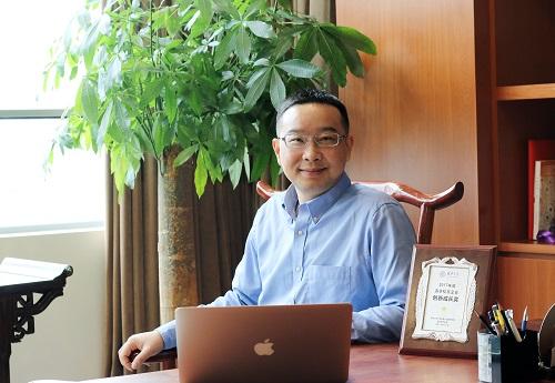2017是欣诺的转折之年——专访上海欣诺通信谢虎总经理