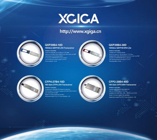极致兴通将携25G/100G/200G高速光模块解决方案亮相OFC 2018