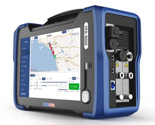 光迅科技推出动态范围全球最高的新一代OTDR产品
