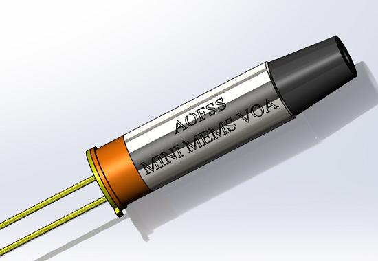 AOFSS/沃土推出首款MINI MEMS VOA  打破国内空白