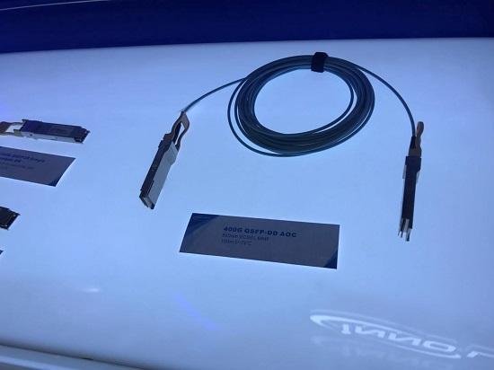 OFC2018总结---展示400G光模块的企业