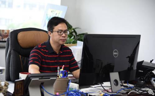 """旭创科技刘圣:我的""""硅谷""""在苏州园区"""