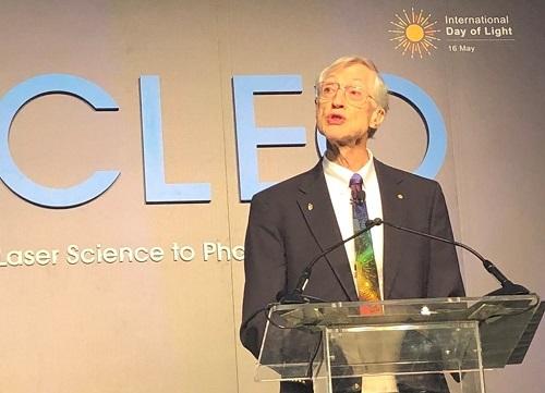 CLEO2018聚焦激光技术应用新边界:量子计算,激光声学成像以及宇宙探索