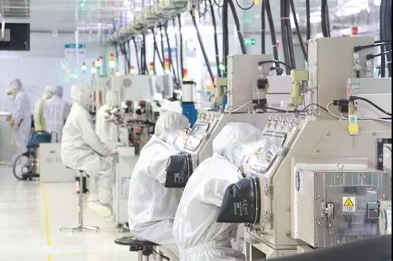 2018年中国电子元件百强出炉 青岛海信宽带名列前茅