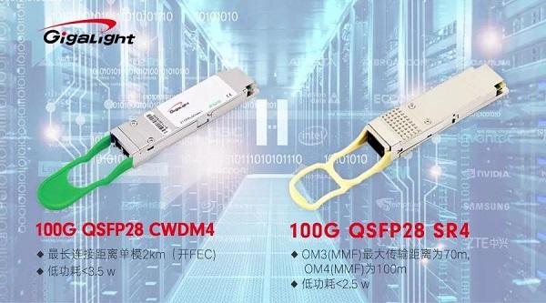 易飞扬100G光模块通过多家云服务商连通性测试