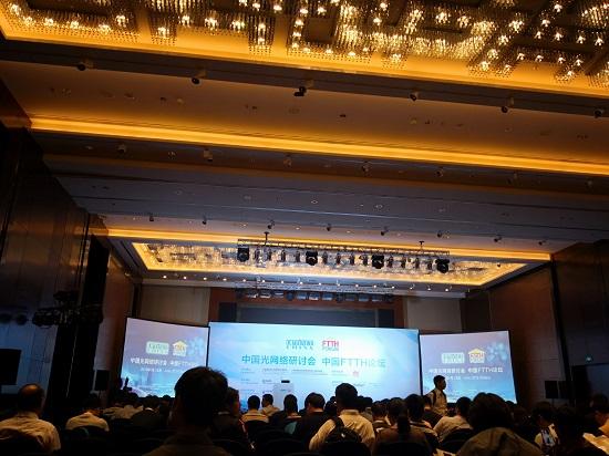 Optinet韦乐平谈5G的光通信机会:光纤,光模块和高速接入网将受益