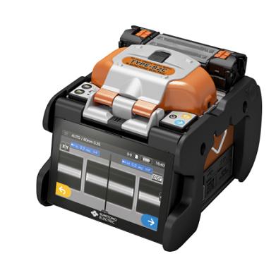 住友电工推出高精度纤芯对准光纤熔接机TYPE-82C