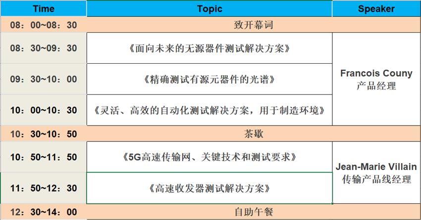 """EXFO""""面向5G承载网的技术趋势及挑战""""研讨会7月9日深圳举办"""