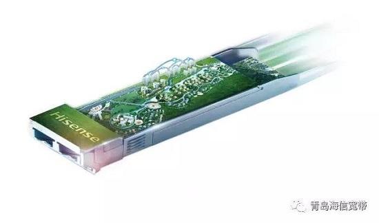 """山东发布首个""""百强高新技术企业"""" 海信宽带跻身三强"""