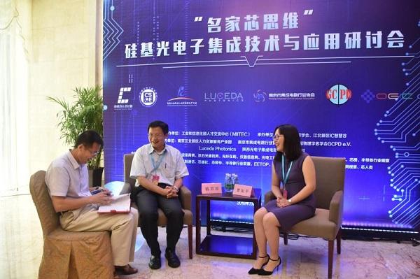 专访Luceda公司曹如平博士和Mentor公司陈昇祐先生:打造光电一体的EDA工具