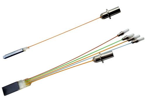 武汉博昇光电携90°FA、PSM4/PSM8组件等产品亮相CIOE2018