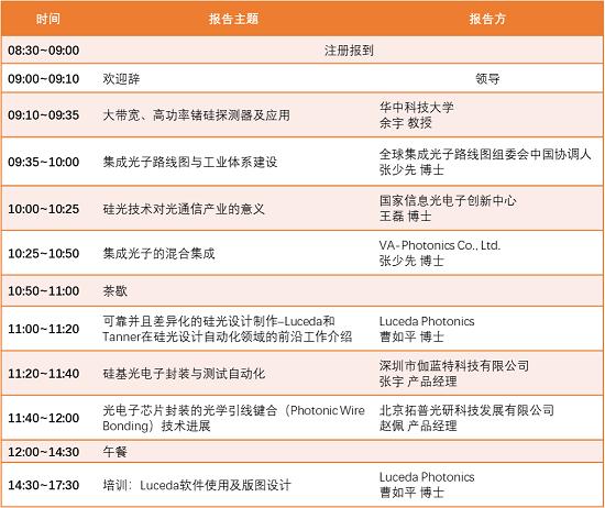 【IOE】8月25日武汉集成光电子技术交流会