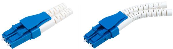 HYC亿源通推出新品--首发LC双芯光纤连接器