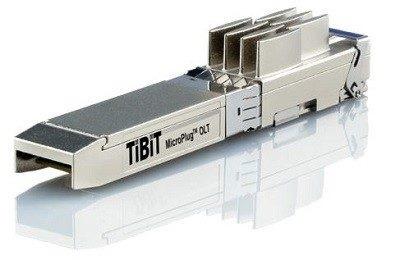 Tibit 通信发布支持虚拟PON功能的SFP+可插拔 10G PON OLT