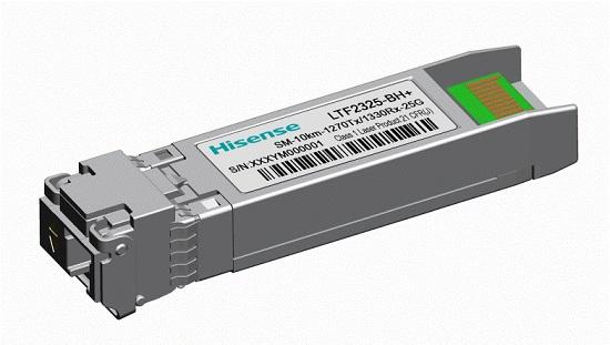 海信宽带推出全工温25G BIDI新一代光模块产品