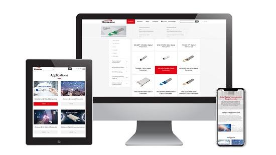 易飞扬新官网上线 网站体验跨越式升级