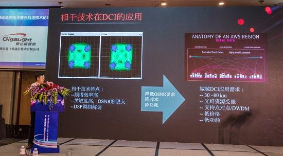 2018易飞扬新品发布会圆满落幕 正式推进400G硅光芯片项目研究