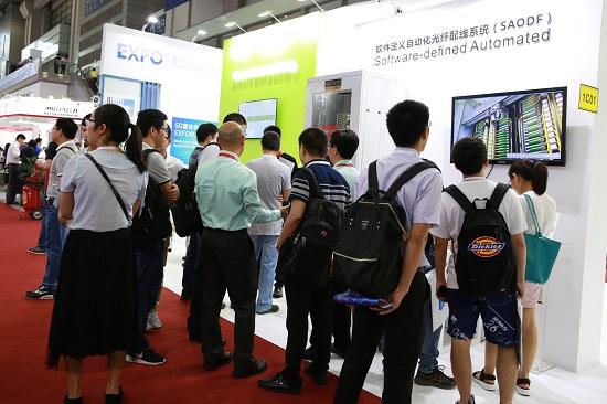 衡东SAODF荣获第20届中国国际光电博览会(CIOE)技术创新奖