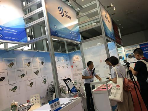 光润通亮相CIOE2018 自主研发新品备受瞩目