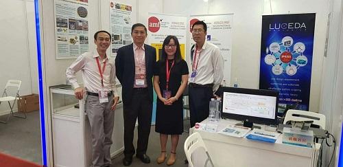 专访新加坡AMF公司CEO陈永聪博士:打造全球卓越的硅基光电子代工工艺线