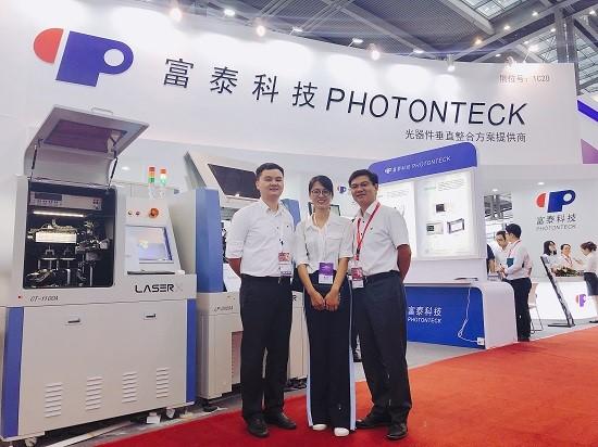 访富泰科技:产品融合 为全球光器件及模块商提供成熟的BOM方案
