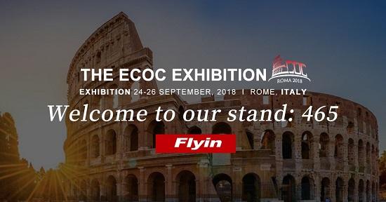飞宇集团携全系列波分复用器亮相2018 ECOC欧洲光通信展