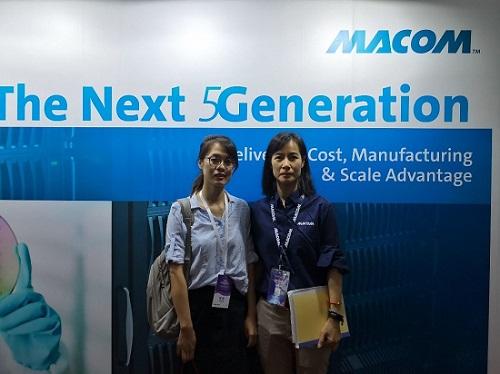 【CIOE专访】MACOM:下一步200G or 400G ?