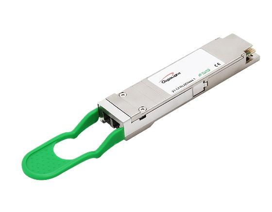 易飞扬发布极简设计版的100G CWDM4光模块