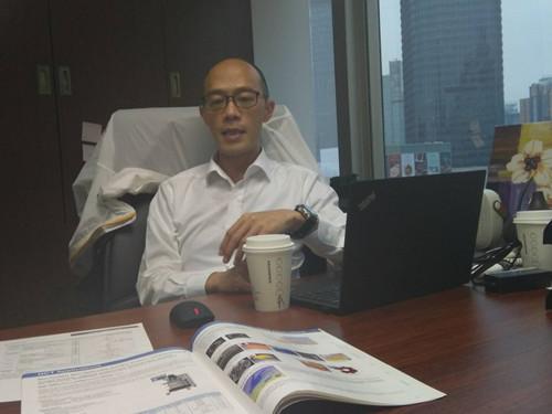 专访圣德科(上海)光通信公司总经理陈珏璋博士