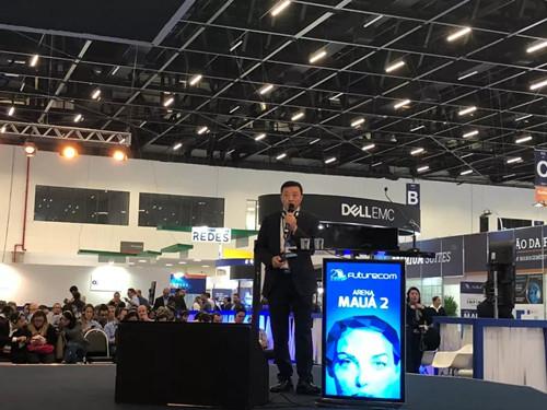 长飞公司应邀参加Futurecom行业论坛