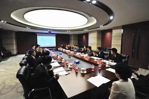 中国信科集团第一届董事会第一次会议召开