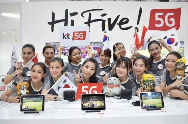 韩国电信预计12月传送5G信号 选择三星爱立信和诺基亚为5G设备供应商