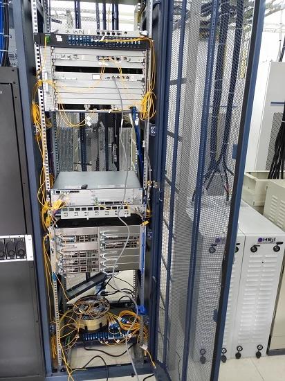 中兴通讯完成业界首个基于N×25G WDM-PON的5G前传现网验证