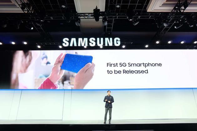 美运营商Sprint宣布与三星合作 今夏推出5G手机