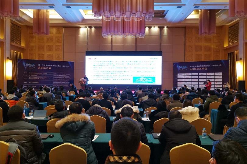 NGOF成立一周年大会在武汉成功召开