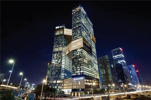 康普布线系统应用腾讯深圳滨海大厦助力实现未来连接