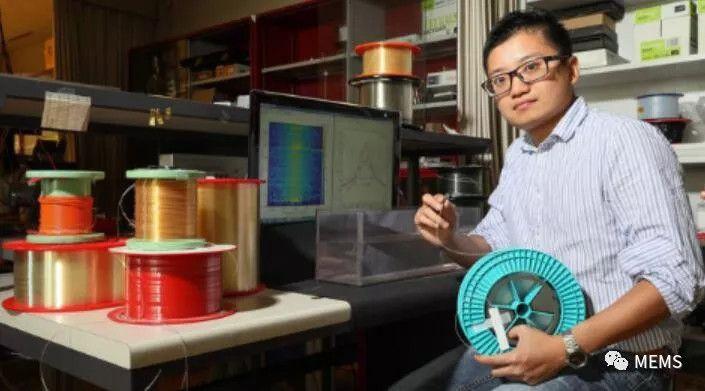 科学家开发光声方法识别光纤周围环境性质