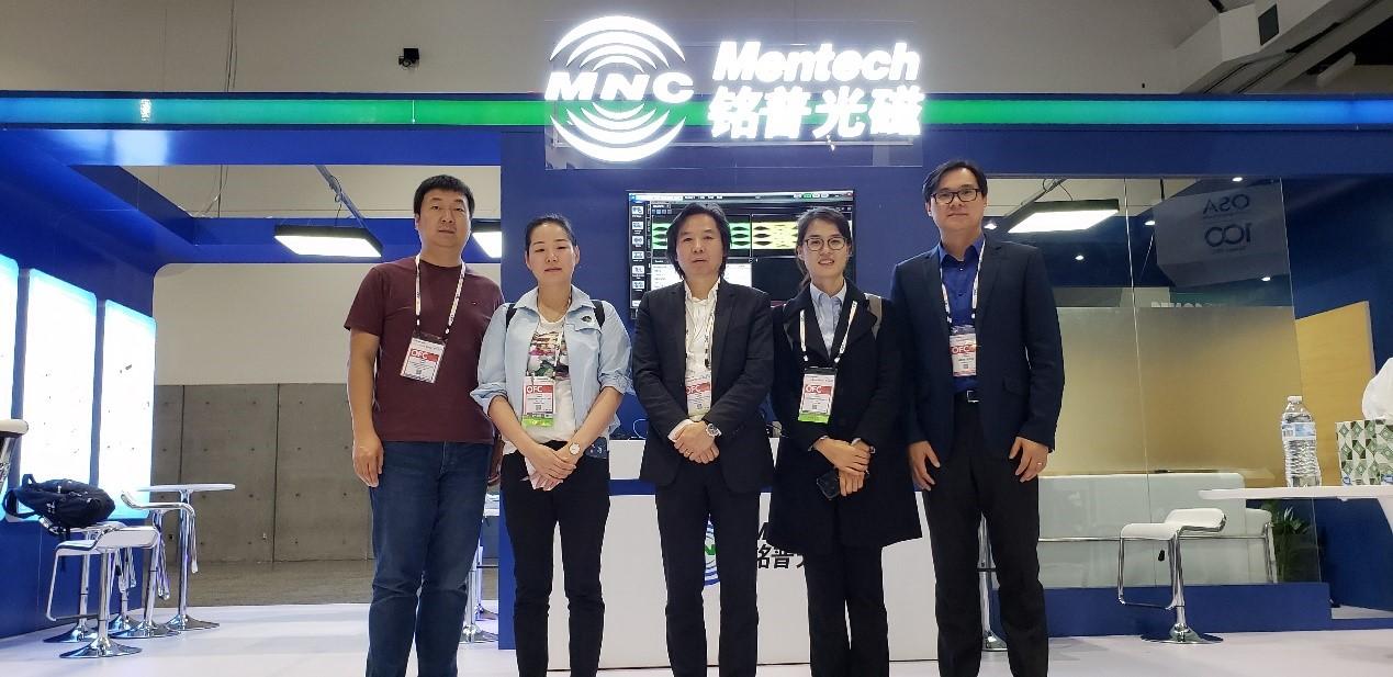 OFC专访铭普:武汉研究中心布局下一代产品 年内完善400G全系列