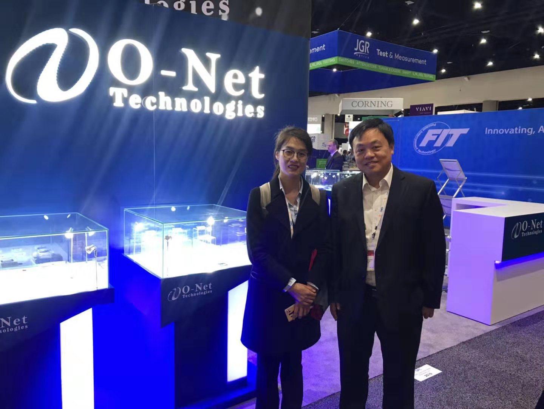 OFC2019专访昂纳科技:率先获得5G光传输基础元器件大份额订单