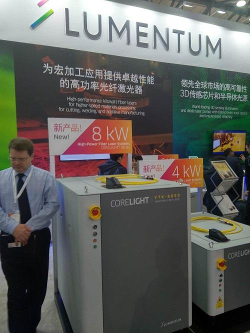 向非通信市场转型:2019慕尼黑上海激光展有感