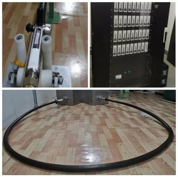 永鼎研制国内首根高温超导消磁电缆成功通过测试