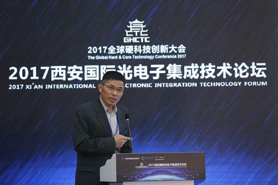 阿里巴巴首席科学家谢崇进将出席《2019中国数据中心与光通信高峰论坛》