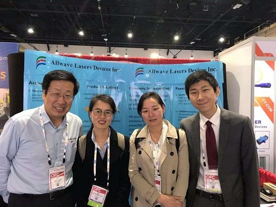 OFC2019专访澳威激光:推出全波段激光器产品 传感市场表现优异