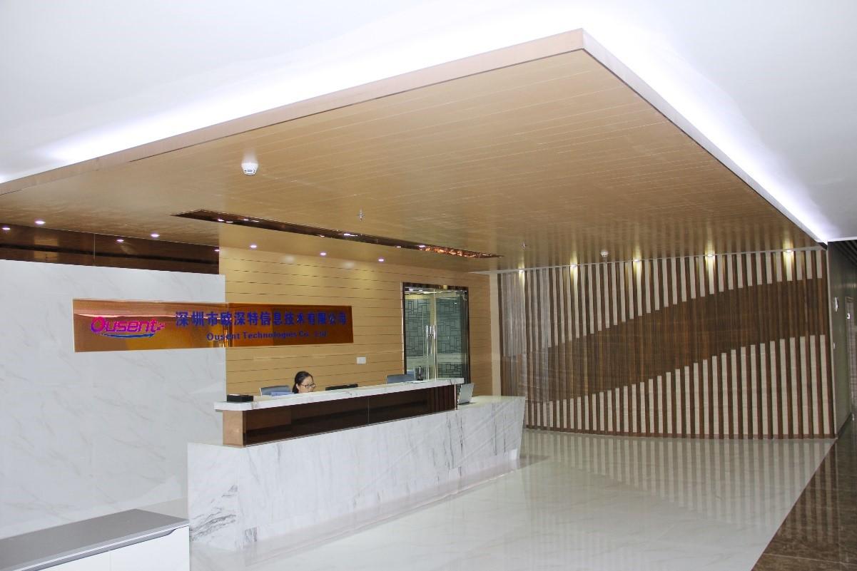欢迎深圳欧深特加入光纤在线会员:专业光模块设计生产16年
