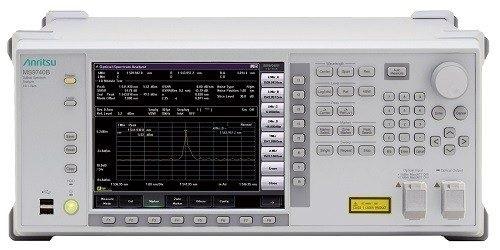 安立发布面向100G/400G模块用OSA MS9740B