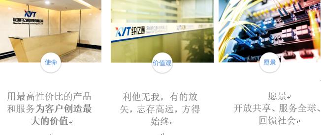 欢迎纤亿通科技加入光纤在线会员:光传输解决方案专业提供商